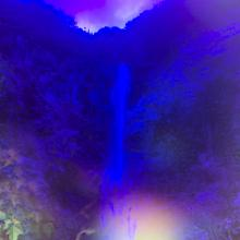 Hana, Maui Waterfall Aura, Hawai'i  September 24, 2019, 11:35am