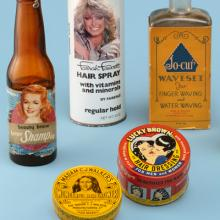 Misc. Hair Products 1918-1970