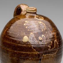 Half-gallon and three gallon jugs  c. 1850