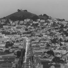 East from Billy Goat Hill #18  1999