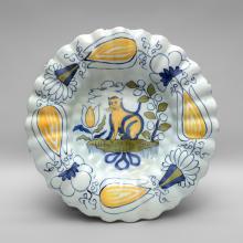 Plooischotel dish  17th–18th century