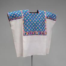 Ceremonial huipil [traditional blouse]  c. 2005