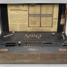 Millionaire calculating machine  c. 1904