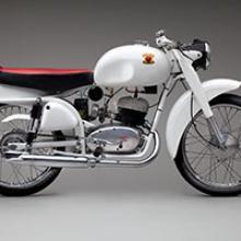Moto Devil, OCMA (1953–57), Bergamo, Italy