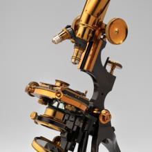 Grand van Heurck microscope  1894