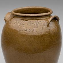 Storage jar  1862