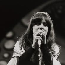 Grace Slick of Jefferson Airplane  Saturday, June 17, 1967