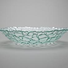 Reddy Lieb, The Healing (bus shelter glass bowl) 2012