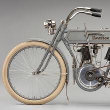 Harley-Davidson Model 6 1910