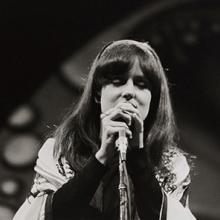 Grace Slick of Jefferson Airplane  Saturday, June 17, 1967