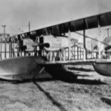 Loughead Model F-1, Santa Barbara, California  1918