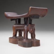 Headrest 20th century