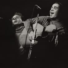 Paul Simon and Art Garfunkel  Friday, June 16, 1967