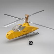 """Hiller XH-44 """"Hiller-copter"""" helicopter model  1940s"""