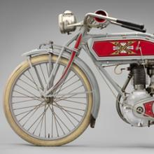 Excelsior Auto-Cycle Model 4B 1912