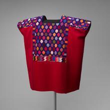 Blusa Maya [contemporary blouse]  2013