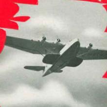 Pan American Airways pamphlet