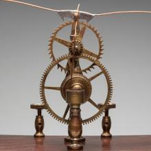 Clockwork Electrotome  c. 1845