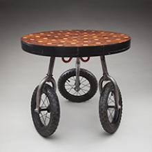 Mike Farruggia, The Re-Cycle Table 2005