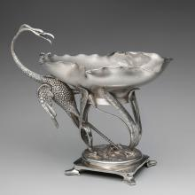 Nut bowl  c. 1880–90