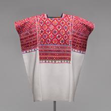 Ceremonial huipil [traditional blouse]  c. 2010