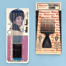 Misc. Afro Hair Picks 1970s