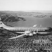 Pan American World Airways, Boeing 377 Stratocruiser c. 1953