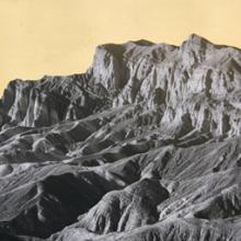 Zabriskie Point, Death Valley, California  2014