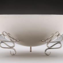 Footed bowl  c. 1960