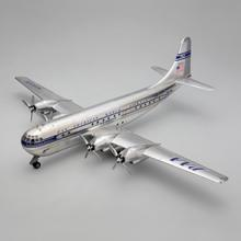 Pan American World Airways Boeing 377 Stratocruiser airliner Clipper Nightingale model aircraft 1999