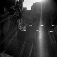 Boy Praying, from Memories of India  1996