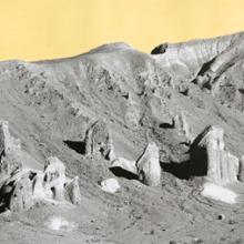 Pillars, Death Valley, California  2014