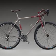 Willits concept bike for the Interbike bicycle show in Las Vegas, Nevada 2000