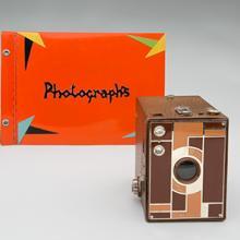 Photo album, Brownie camera
