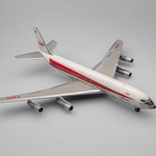 TWA (Trans World Airlines) Boeing 707-320  1980