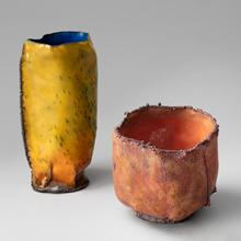 Vase  2013, Vessel  2007; June Schwarcz