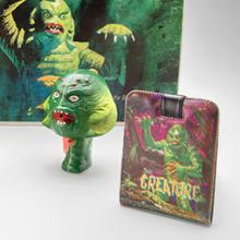 Creature toys and memorabilia