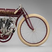 Indian 8-Valve racer 1912