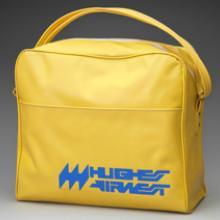 Hughes AirWest bag 1970s