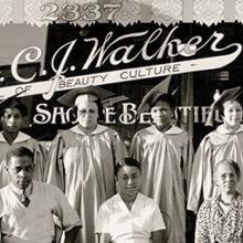 Graduates of the Madam C. J. Walker School of Beauty Culture