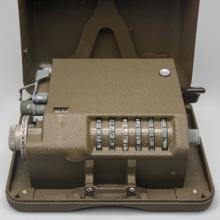 M-209 cipher machine  c. 1940s