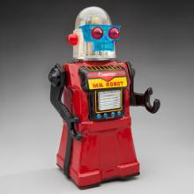 Battery-operated Mr. Robot  1960