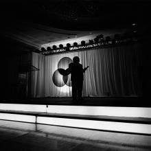 Danny DeVito, Ritz Carlton, San Francisco  2004