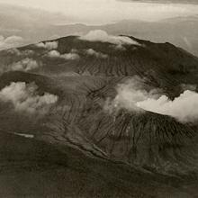 Rincon volcano, Costa Rica  c. 1930–31