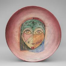 Bowl  c. 1940s; Beatrice Wood