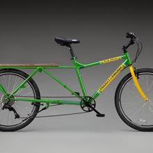 Project Rwanda Coffee Bike 2012