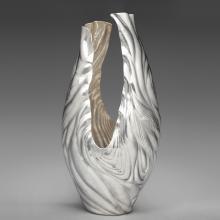 Miriam Hanid, Winding Ways vase  2011