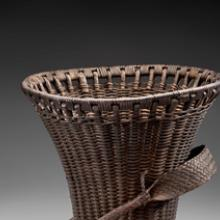 Carrying basket for sweet potatoes (kayabang) 20th century