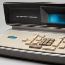 Friden electronic calculator model 132  c. 1965