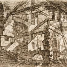 Plate XIV: The Gothic Arch  1749-50